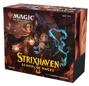 Strixhaven School of Mages: Bundle