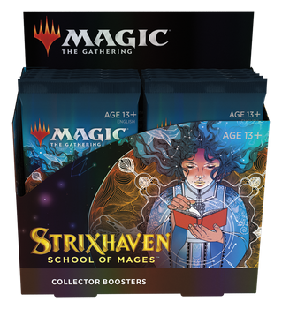 Strixhaven School of Mages: Collectors Booster Box
