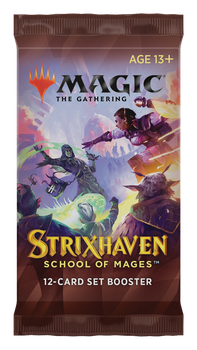 Strixhaven School of Mages: Set Booster