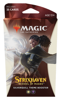 Strixhaven School of Mages: Theme Booster