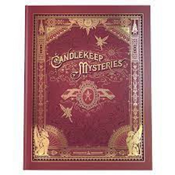 D&D 5th Ed: Candlekeep Mysteries Exclusive Edition