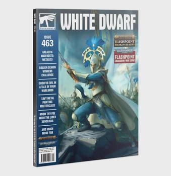White Dwarf April 2021 #463