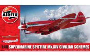 Supermarine Spifire Mk.XIV Civilian Scheme