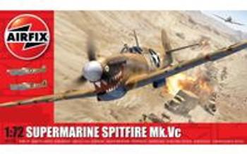 Supermarine Spitfire: 1:72 Scale Model Kit