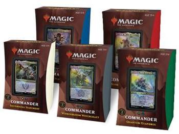 Strixhaven School of Magic: Commander 5 Pack