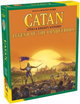 Catan Legends of the Conquerors