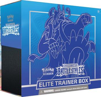Sword & Shield Battle Styles Trainer Box