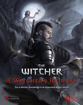 The Witcher RPG: Journal
