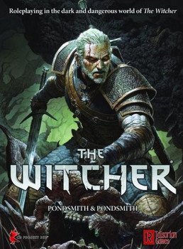 The Witcher RPG: Core Book