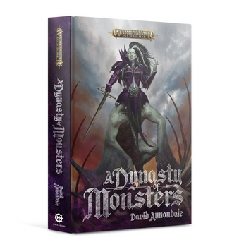 BL2866 A Dynasty of Monsters HB