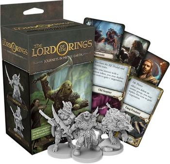 LotR: Journeys in Middle Earth: Villians of Eriador