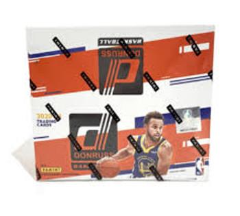 2020-21 Donruss Basketball Booster Box (Retail)
