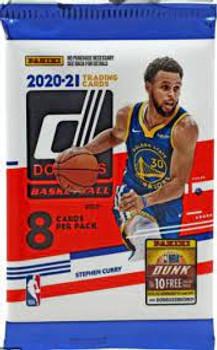 2020-21 Donruss Basketball Booster (Retail)