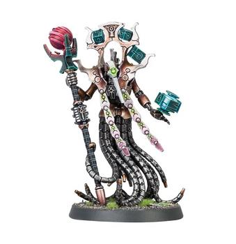 49-45 Necrons: Chronomancer