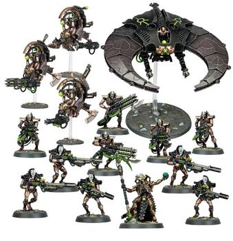 49-48 Combat Patrol: Necrons