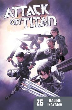 ATTACK ON TITAN GN VOL 26