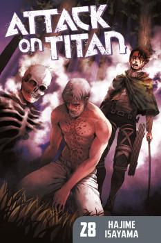 ATTACK ON TITAN GN VOL 28