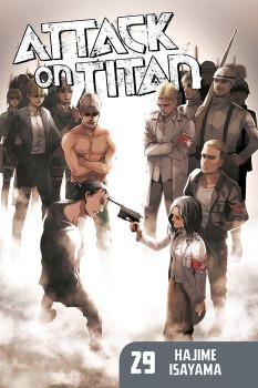 ATTACK ON TITAN GN VOL 29