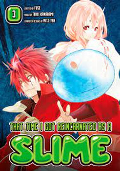 Slime vol 3 (That time I got reincarnated as a)