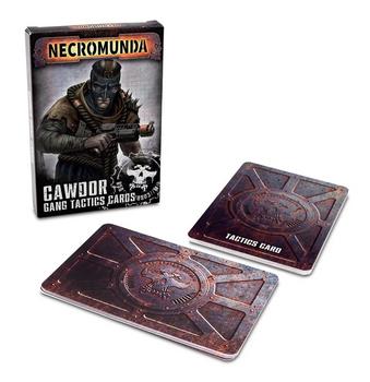 300-22 Necromunda: Cawdor Gang Tactics Cards