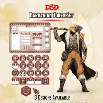 D&D Class Token Sets