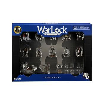 Warlock Tiles: Town Watch