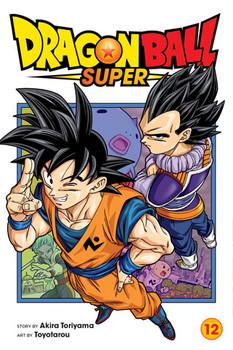 Dragon Ball Super Vol 12
