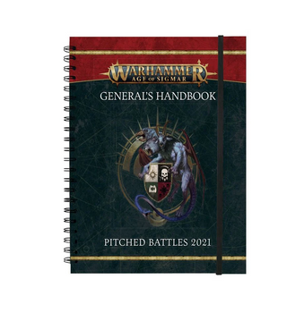 80-18 General's Hand Book: Pitched Battles SB 2021
