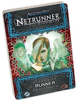 Netrunner: Overdrive Runner Draft Pack