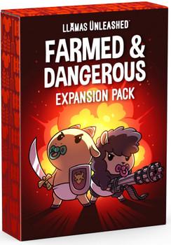 Llamas Unleashed: Farmed & Dangerous Expansion Pack