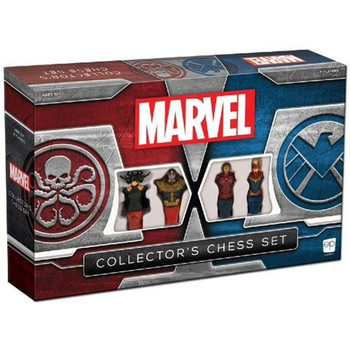Marvel Collectors Chess Set