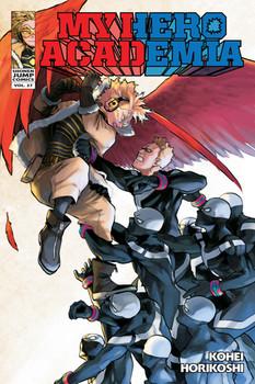 My Hero Academia vol 27