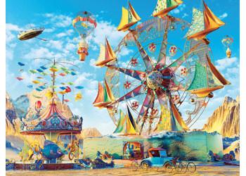 Carnival Of Dreams Puzzle 1500pc