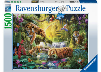 Tranquil Tigers 1500 Pieces