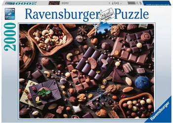 Chocolate Paradise Puzzle 2000pc