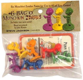 Bag O' Munchkin Zombies