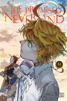 Promised Neverland Vol 19