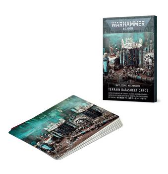 40-19 Battlezone: Mechanicum Terrain Cards
