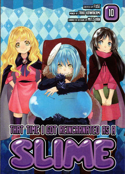Slime vol 10 (That time I got reincarnated as a)