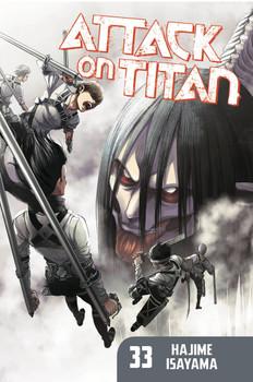 ATTACK ON TITAN GN VOL 33