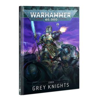57-01 Codex: Grey Knights 2021 HB