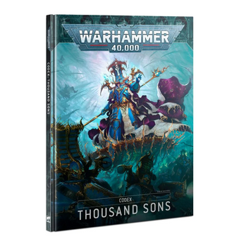 43-09 Codex: Thousand Sons 2021 HB