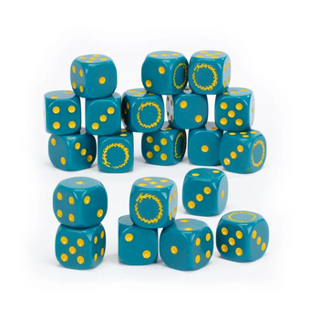 43-90 Thousand Sons Dice 2021