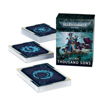 43-21 Datacards: Thousand Sons 2021