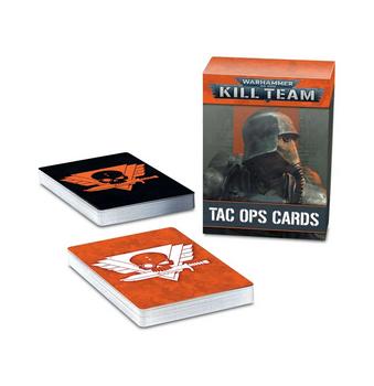 102-88 Kill Team: Tac Ops Cards