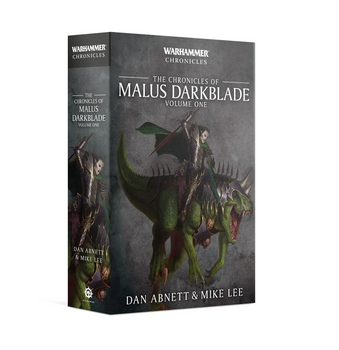 BL2930 Chronicles of Malus Darkblade: Vol 1 PB