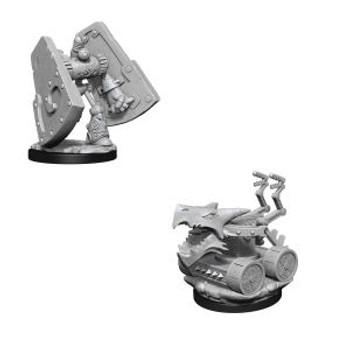 Stone Defender & Oaken Bolter W15