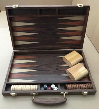 Backgammon Set Wood