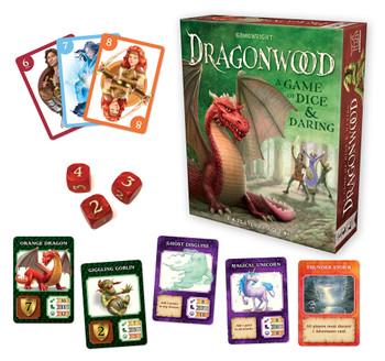 Dragonwood Card Game
