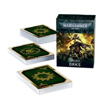 50-02 Datacards: Orks 2021